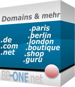 Die neuen Toplevel-Domains: die Berlindomain ist eine der wichtigsten.