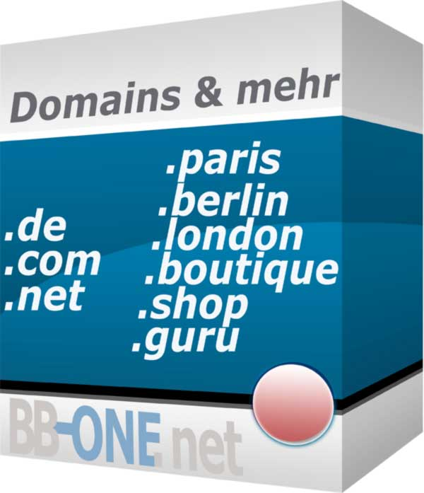 Grafik yourdomain, dot-berlin-domains und staedte-domains